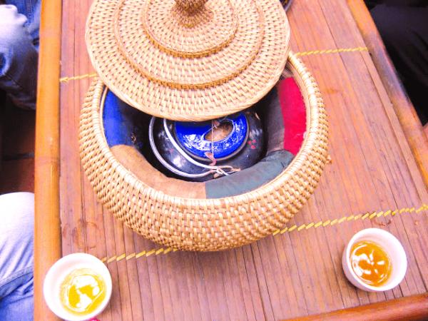 Chè tấm sạch thơm ngon - Đại lý trà sạch Hương Trà 5